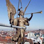 Bildhauer Leopold Bernhard, Nürnberg